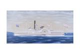 American Steamboat Minnie Cornell