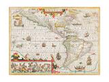 America  Circa 1588
