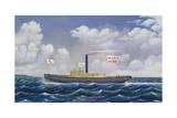 American Steam Tug Martha