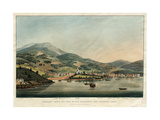Hobart Town  on the River Derwent  Van Diemens Land