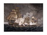 The Little Belt Sloop of War Ca 1811