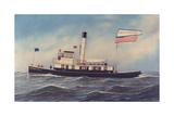 Tugboat Colonel E A Stevens