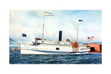 American Steamboat Tremont