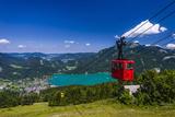 Austria  Salzburger Land (Ferderal State of Austria)  Lake Wolfgangsee
