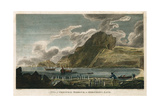 A View of Christams Harbour  in Kerguelen's Land
