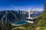 Austria  Tyrol  Achensee Region  Rofan (Mountains)  Maurach Am Achensee