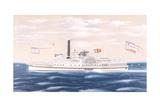 American Steamboat Albertina