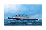 British Steamship Lusitania