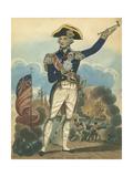 Admiral Lord Nelson Giclée par J. Fariburn