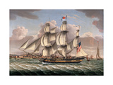 American Merchant Ship Aristides
