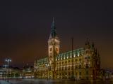 Germany  Hamburg  City Centre  Rathausmarkt  City Hall