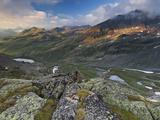 Austria  Tyrol  Bieltal (Valley)  Madlenerspitze (Mountain)