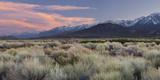Owens River Valley  Sierra Nevada  California  Usa