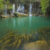 Kursunlu Waterfall  Antalya  Turkey