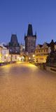 Czechia  Prague  Charles Bridge  City Gate