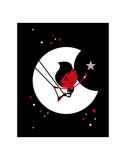 Star Catcher Reproduction d'art par Spencer Wilson
