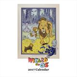 Wizard of Oz - 2017 Calendar