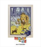 Wizard of Oz- 2017 Easel Calendar