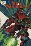 Star Slammers Issue No 8 - Standard Cover