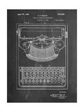 Dayton Portable Typewriter Patent