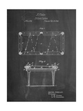 Pool Table Patent