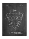 Billiard Ball Rack Patent