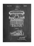 School Typewriter Patent
