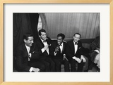 Sammy Davis Jr  Rat Pack - 1960