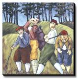 The 4 Golfers