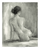 Figure in Black and White I