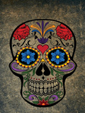 Floral Horror Skull Gothic