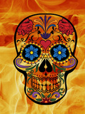 Horror Skull Halloween