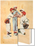 Four Sporting Boys: Baseball