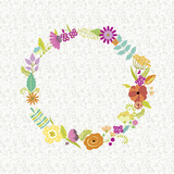 Girly Wreath II