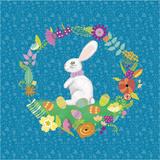 Bunny Wreath II