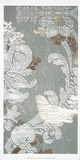 Gilded Damask Songbird II