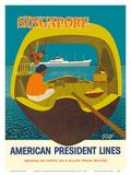 Singapore - American President Lines