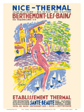 Nice - Thermal - Berthemont-les-Bains  France - Health Beauty Hot Springs Spa