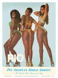 Rio De Janeiro  Brazil - Oba-Oba (Oh Boy! Oh Boy!) Dancers