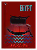 Egypt - Gift of the Nile - Ancient Egyptian Solar Boat