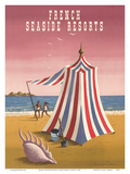French Seaside Resorts