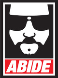 Abide (The Dude)