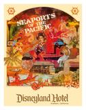 Seaports of the Pacific - Disneyland Hotel - Anaheim  California