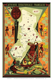 French Equatorial Africa (Afrique Equatoriale Française) - Central Africa