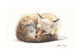 Snuggled Up Reproduction d'art par Lindsay Scott