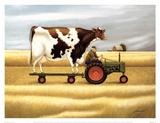 Ride To The Fair Reproduction d'art par Lowell Herrero