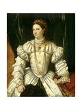 Lady in White  1540
