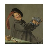 The Merry Drinker  1629