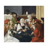 The Card Players  Lucas Van Leyden  C 1550-99