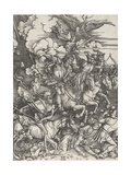 Four Horsemen of the Apocalypse  1497-98